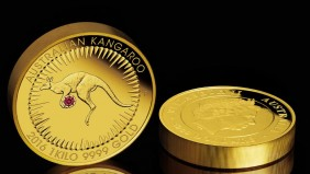 Perth Mint Launches $1million Red Diamond Coin